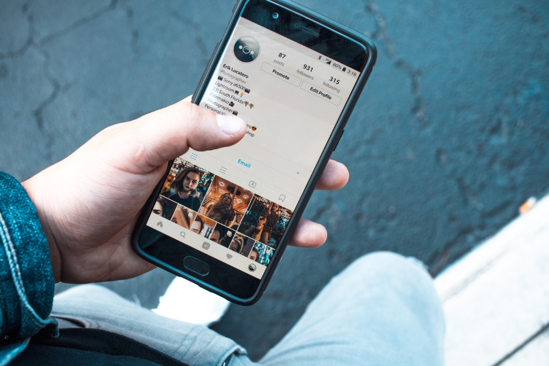 Mit dem Smartphone Influencer Marketing betreiben