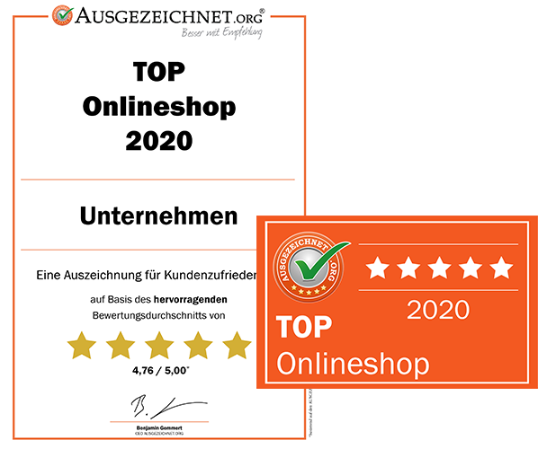 TOP Onlineshop
